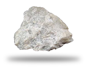NATURAL STEATITE, TALC